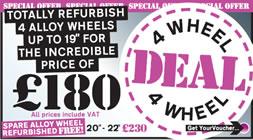 Alloy Wheel Deal